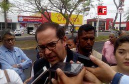 'Nacho' pide a funcionarios trabajar y no hacer proselitismo rumbo al 2018