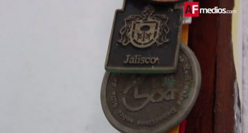 Detienen y vinculan a proceso a imputado en robo de medallas