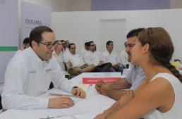 Gobernador llevará a cabo segundo Encuentro Ciudadano en Manzanillo