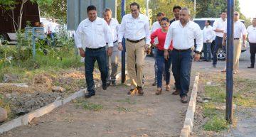 'Nacho' entrega obras por 10.3 MDP en Suchitlán