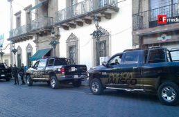 Fiscalía de Jalisco tomó control de seguridad en Ocotlán