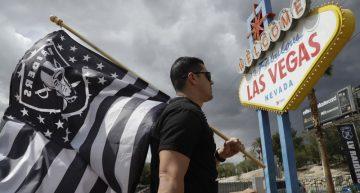 Aprueban el traslado de los Raiders de Oakland a Las Vegas