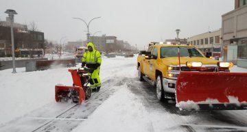 Tormenta de nieve Stella afecta noreste de Estados Unidos