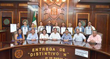 Reconoce Turismo calidad e higiene en cafeterías y Estancia Infantil de la UdeC