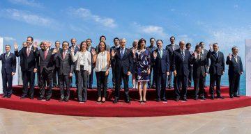 Videgaray y Guajardo participaron en Reunión de Alianza del Pacífico