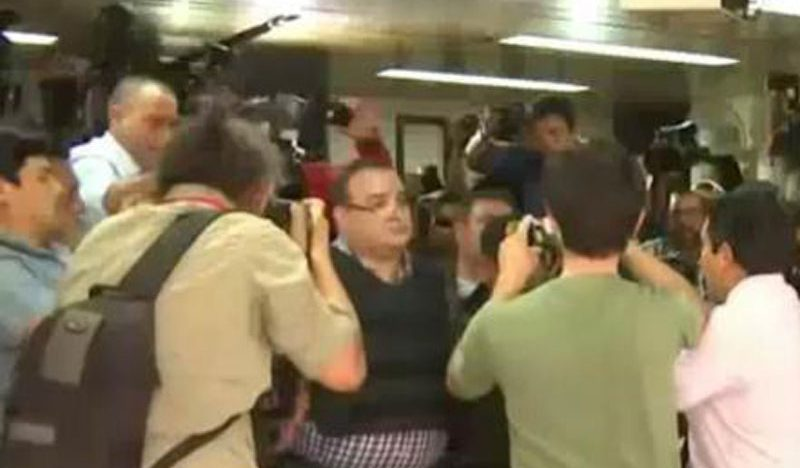 Cae en España presunto cómplice de Javier Duarte