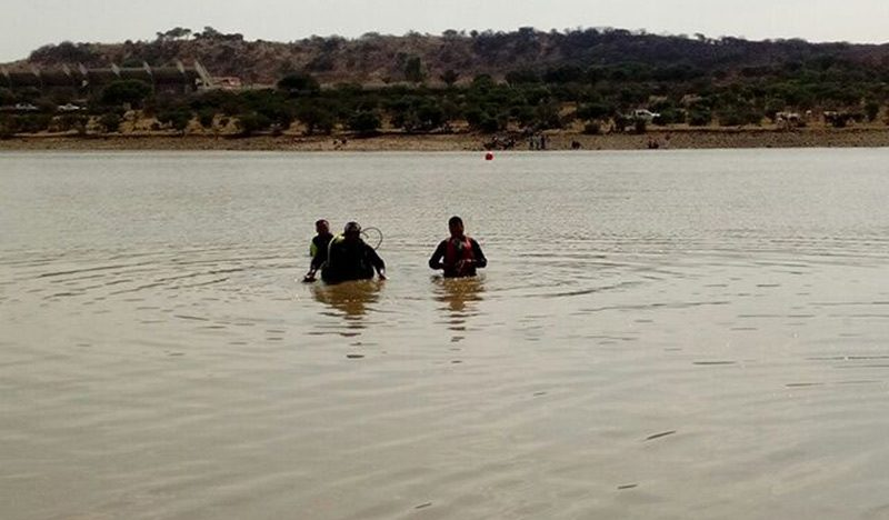 Muere menor ahogado en la presa de San Miguel el Alto