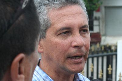 Foto: AFmedios / Archivo | Óscar Avalos, director del CEA