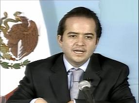 Foto: AFmedios / Secretario de Gobernación Alejandro Poiré Romero