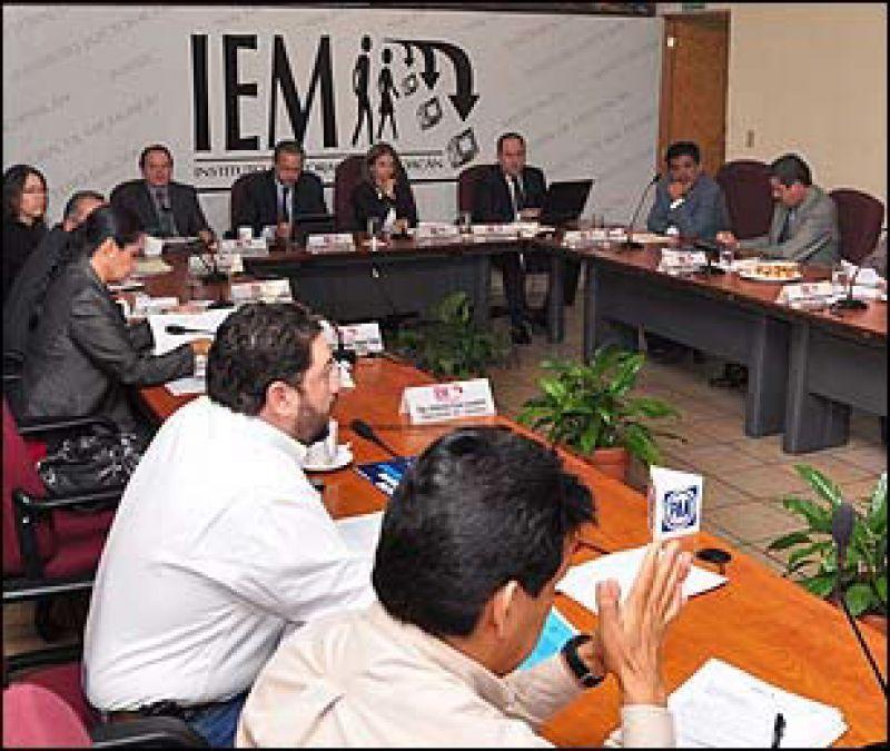 Foto: AFmedios / Consejo Electoral de Michoacán
