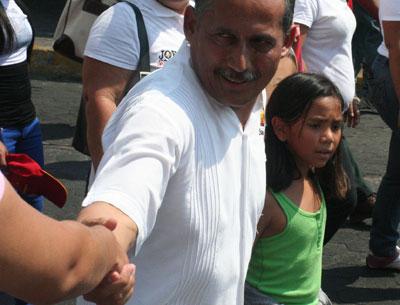 Joel Padilla, dirigente petista