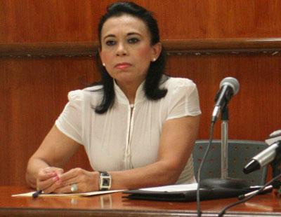 Yolanda Verduzco Guzmán, procuradora de Justicia
