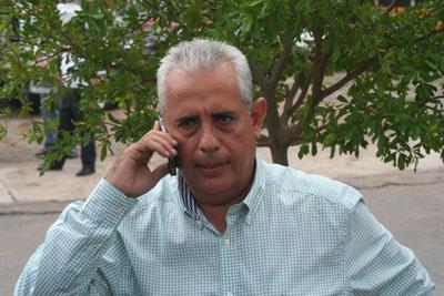 Foto: AFmedios / Francisco Anzar Herrera, dirigente estatal del PRI