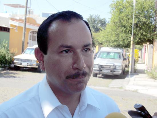 Presidente Municipal de Colima, Federico Rangel.