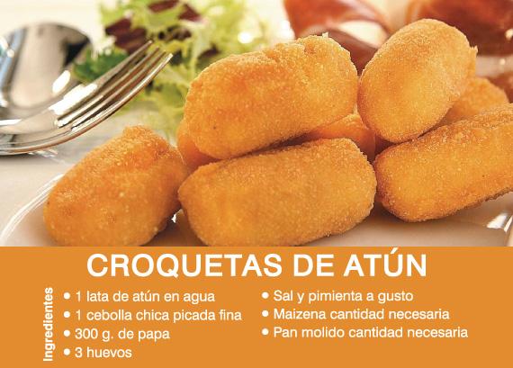 Croquetas De Atún Afmedios Agencia De Noticias Colima