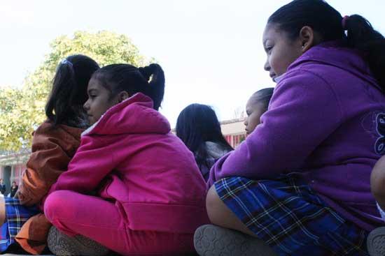 Foto: Edgardo Zamora /AFmedios | Menores de edad, sector vulnerable a la influenza