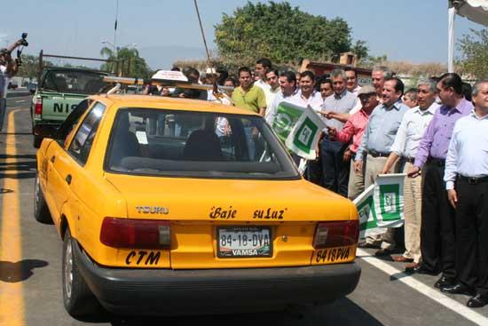 Foto: Edgardo Zamora /AFmedios   En la ampliación de la prolongación Avenida Niños Héroes
