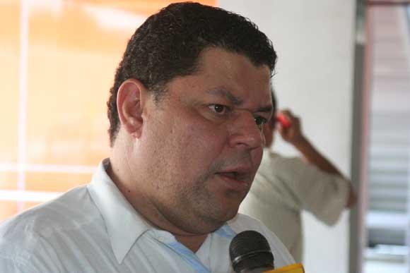 Foto: Edgardo Zamora /AFmedios   Virgilio Mendoza, alcalde de Manzanillo