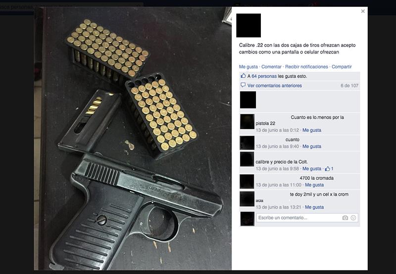 Resultado de imagen para vende balas por facebook