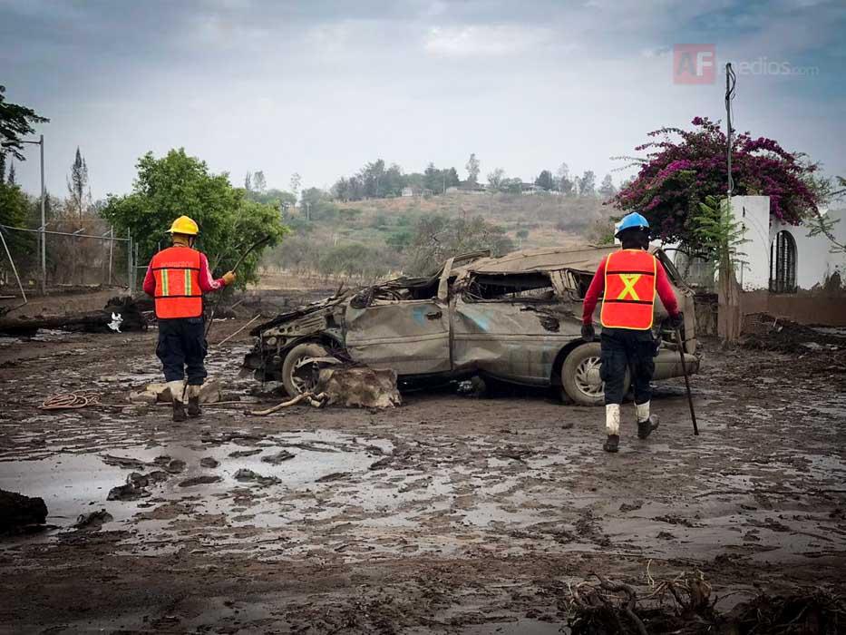 Dos Personas Fallecidas Y 4 Desaparecidas Por Desbordamiento De Río