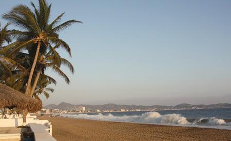 Las playas del Pacífico Mexicano bajo la lupa