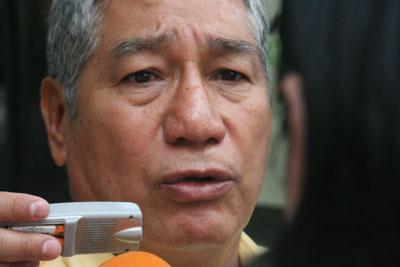 Raúl Pinedo Dávila, secretario de Seguridad Pública