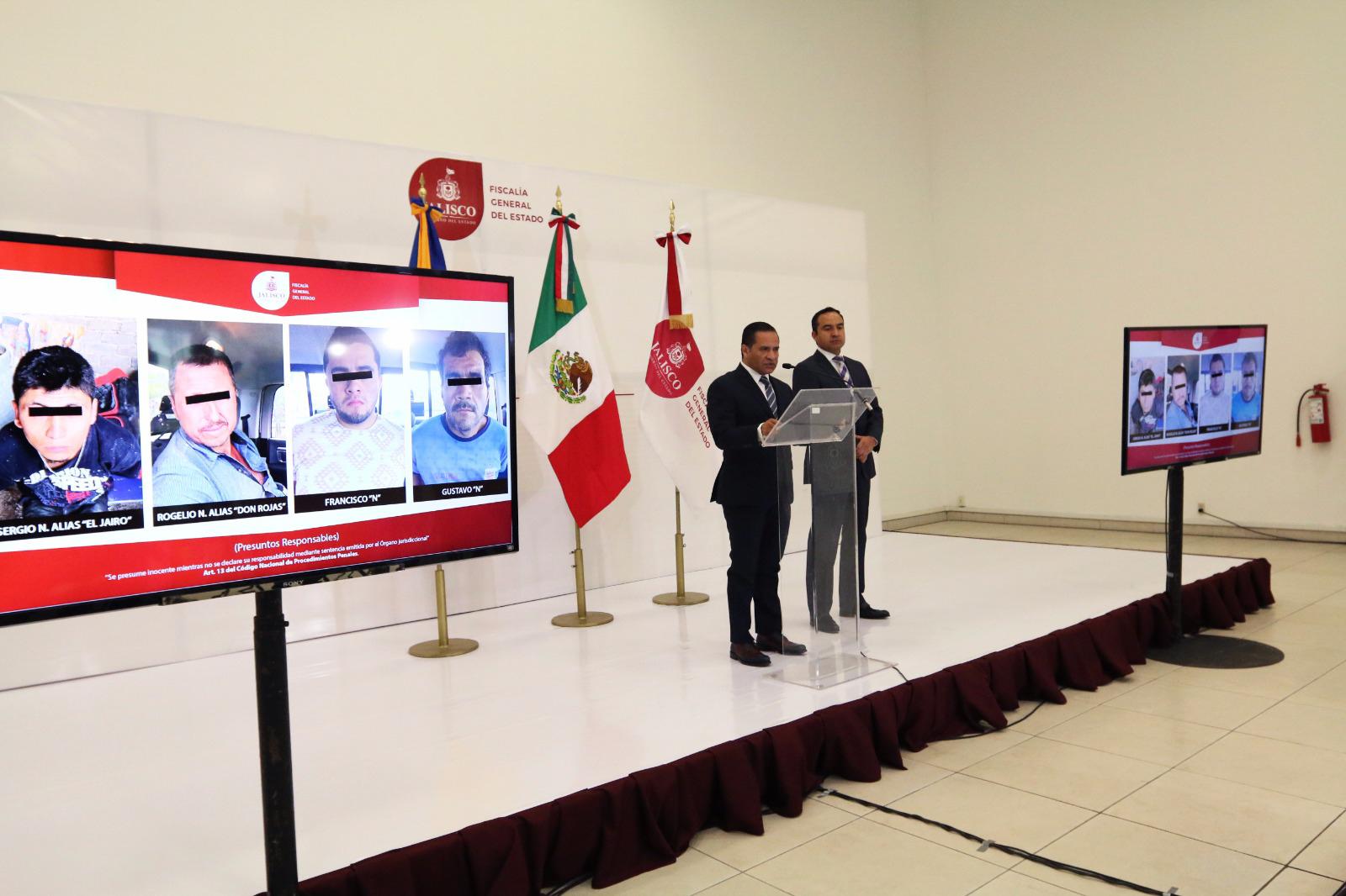 Miembros de célula del CJNG que operaban en San Marcos Jalisco son ...