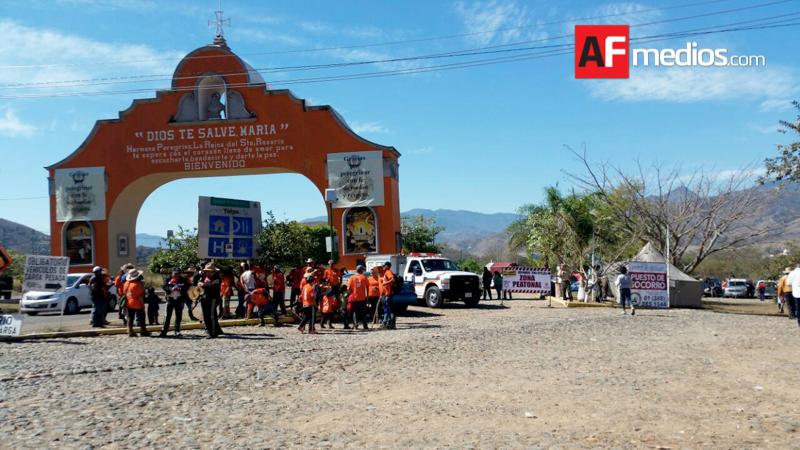 PC Jalisco Emite Recomendaciones A Peregrinos Rumbo Talpa De Allende