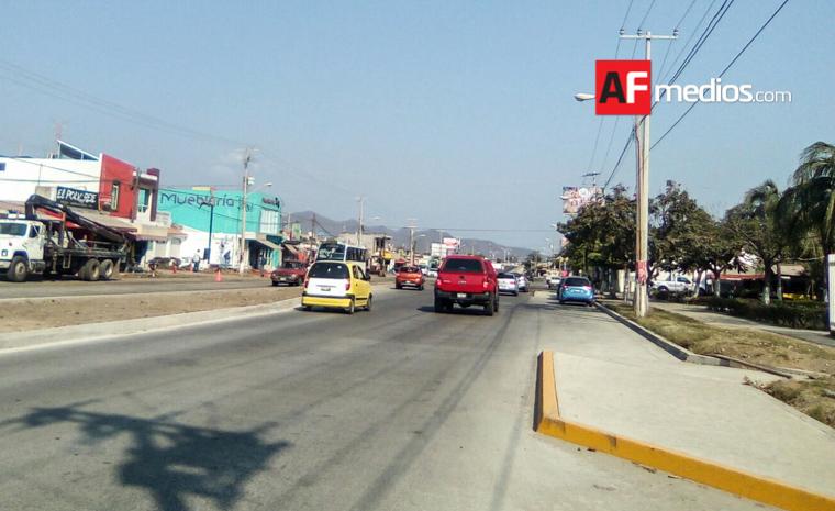 Circuito Vial : Nuevo circuito vial del barrio v de manzanillo concluirá