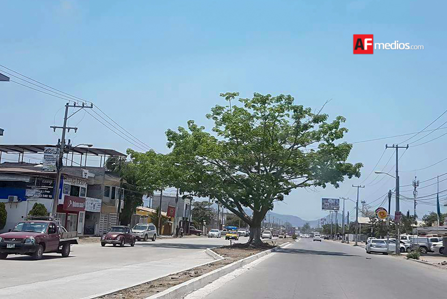 Circuito Vial : Circuito vial barrio v de manzanillo quedará concluido en
