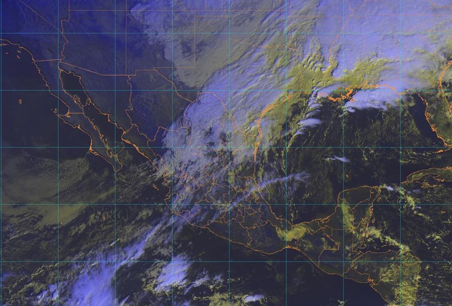 Pronostican tormentas en por lo menos 12 estados del país
